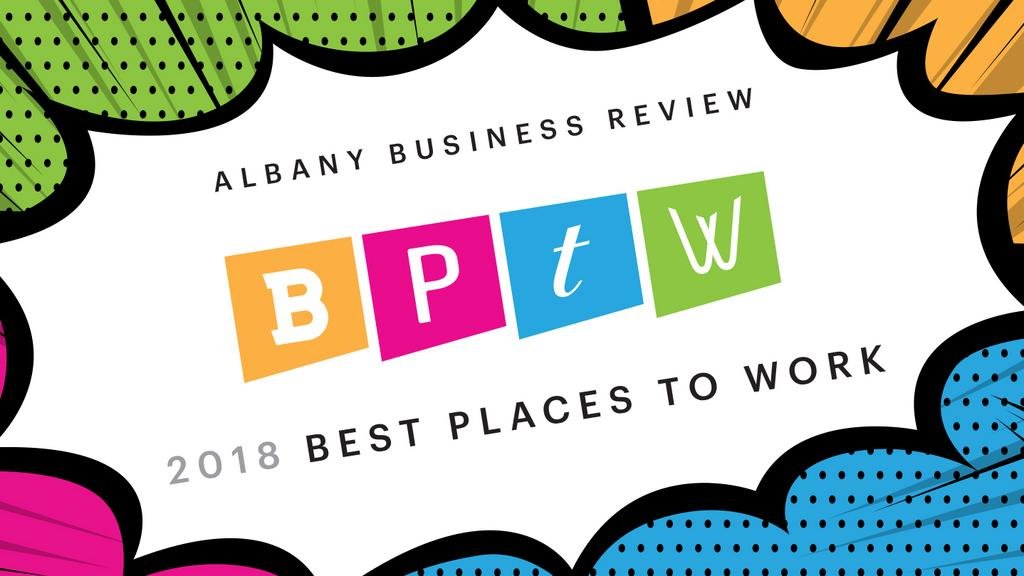 Albany Business Review\u0027s Best Places to Work for 2018 - Albany