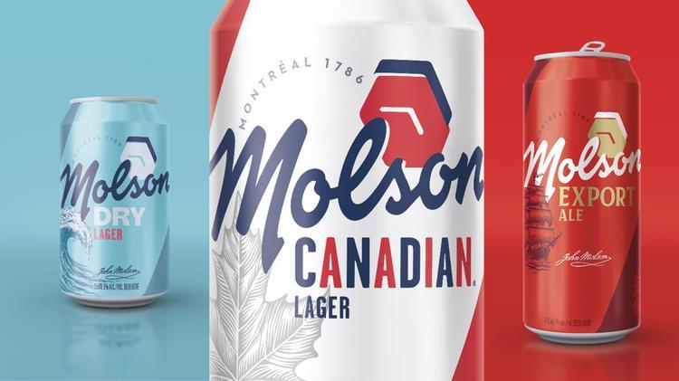 Molson Coors announces rebranding for Molson beers - Denver Business
