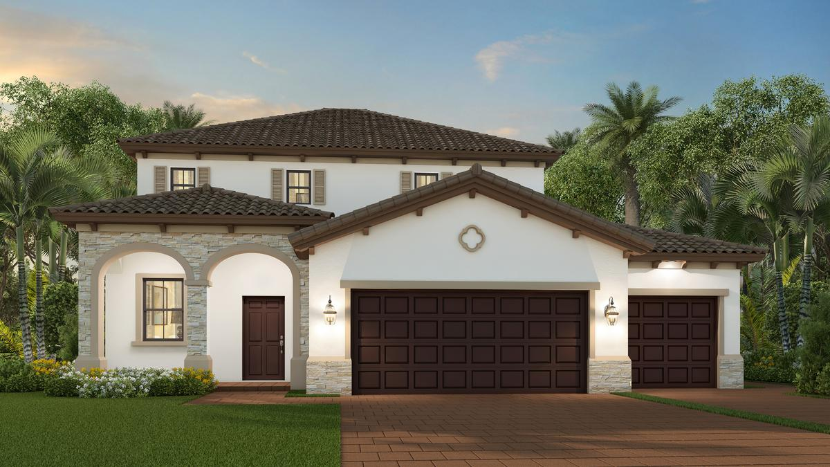 Artesa Lennar Lennar Corp Breaks Ground On Siena Homes In Goulds Miami Dade