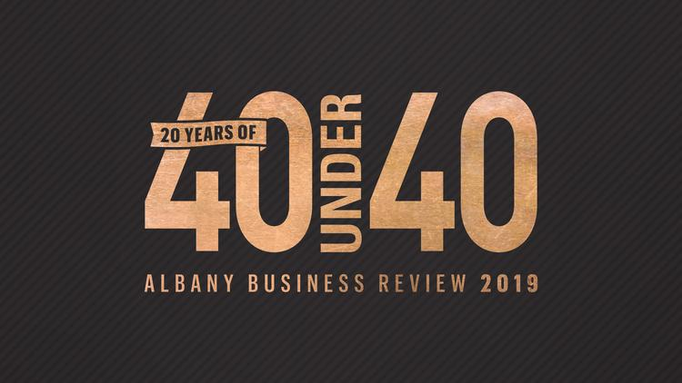 First group of 40 Under 40 announced for 2019 - Albany Business Review