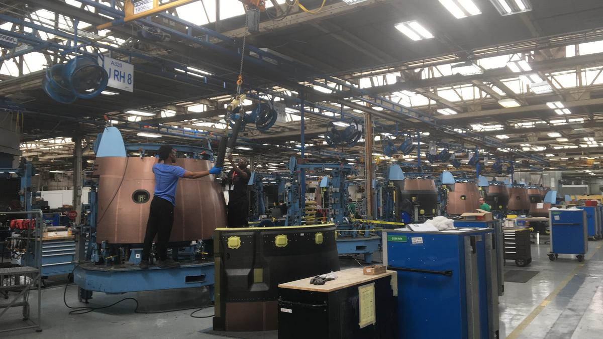 Factory Manufacturer Parts Middle River Aircraft Parts Manufacturer To Continue Hiring