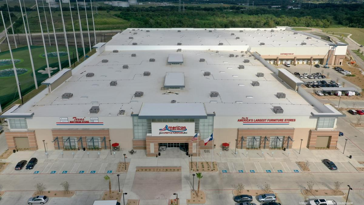 American Furniture Warehouse Buys Third Houston Area Tract For Another Massive Store Houston Business Journal