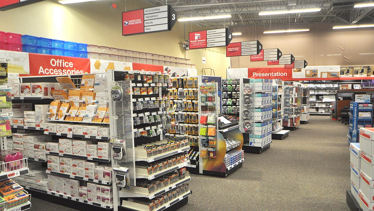 Office Stores Office Depot To Close At Least 10 Stores Across The Nation South