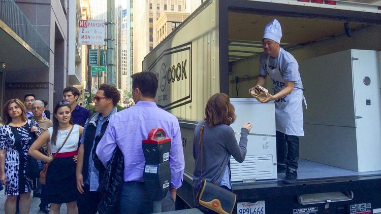 Too many cooks in the kitchen? Prep Cook enters crowded food