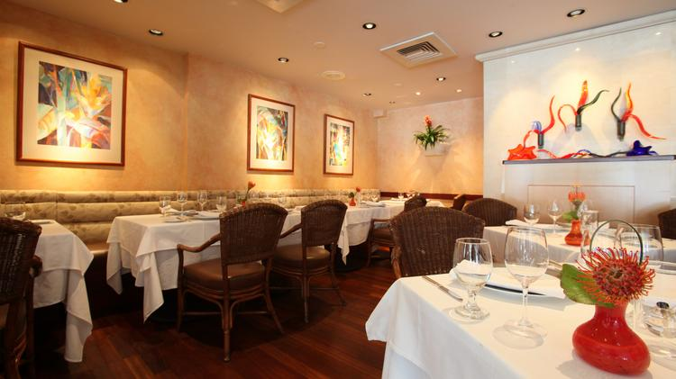 Honolulu\u0027s high-end restaurants ring in the New Year - Pacific