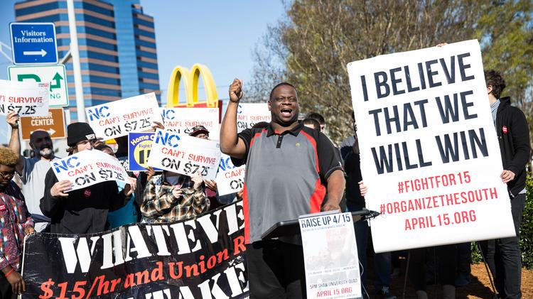 Study Taxpayer covers living costs for low-wage workers - Triangle