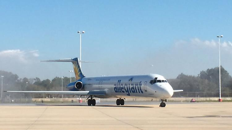 Allegiant Air will begin non-stop service to Cleveland from