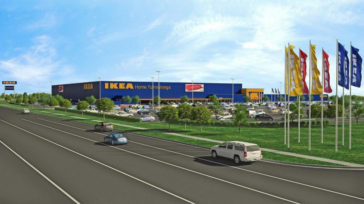 Ikea Sofa Round Rock Ikea In Grand Prairie To Open Doors In December Dallas Business