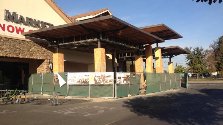 A new restaurant at Koreana Plaza in Rancho Cordova will include an outdoor patio.