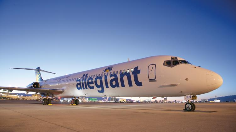 FLL  Allegiant Air to launch year-round service between Fort