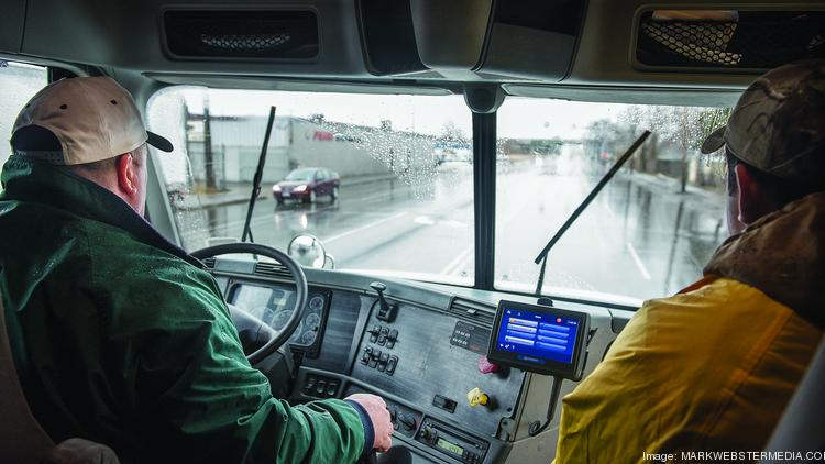 Technology allows trucking and logistics companies to keep rolling