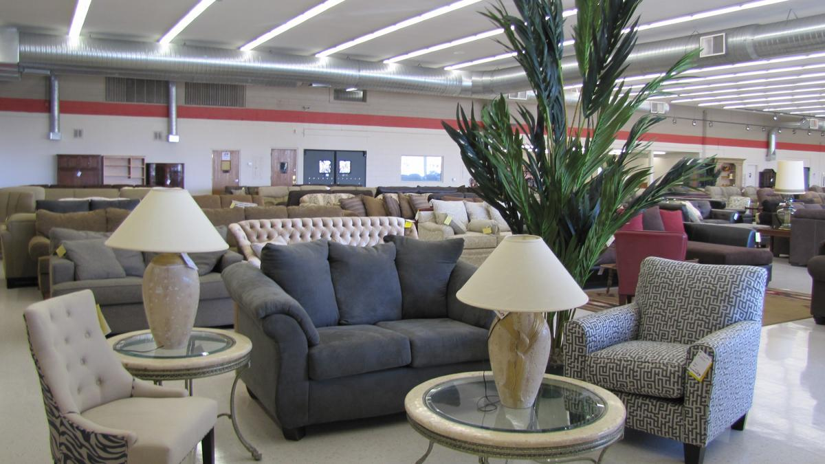 First Look Furniture With A Heart Thirft Store Opens Friday Columbus Business First