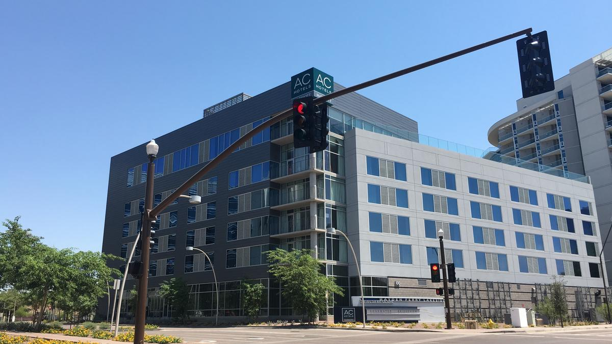 Hotel Irvine Ac Hotel In Tempe Sold To California Management Company Phoenix