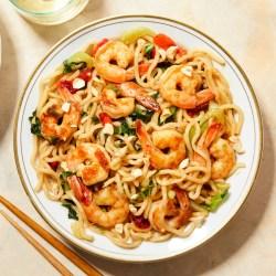 Fantastic Baby Bok Choy Peanuts Shrimp Lo Mein Baby Bok Choy Peanuts Blue Apron Shrimp Lo Mein Bok Choy Shrimp Lo Mein Soup Shrimp Lo Mein