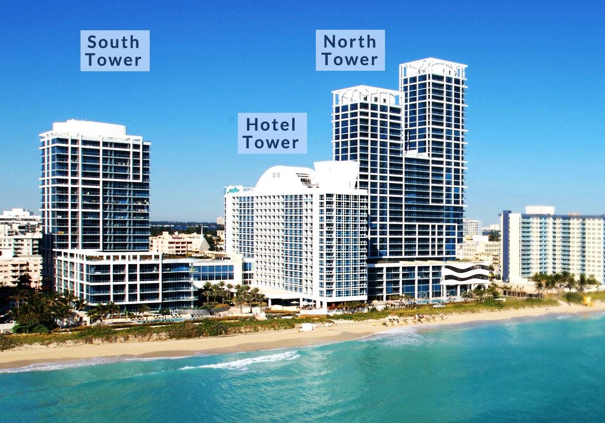 Carillon Hotel And Spa Miami Beach Condos For Sale And