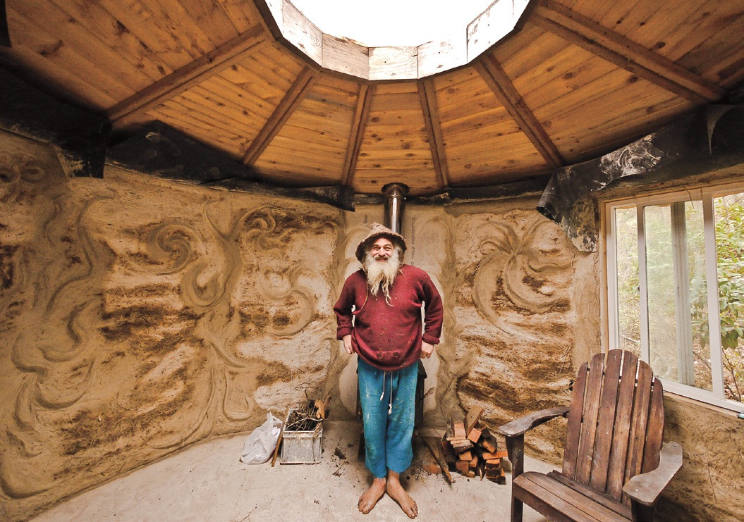 Man Cave Nelson : Tiny homes by lloyd kahn exclusive image gallery