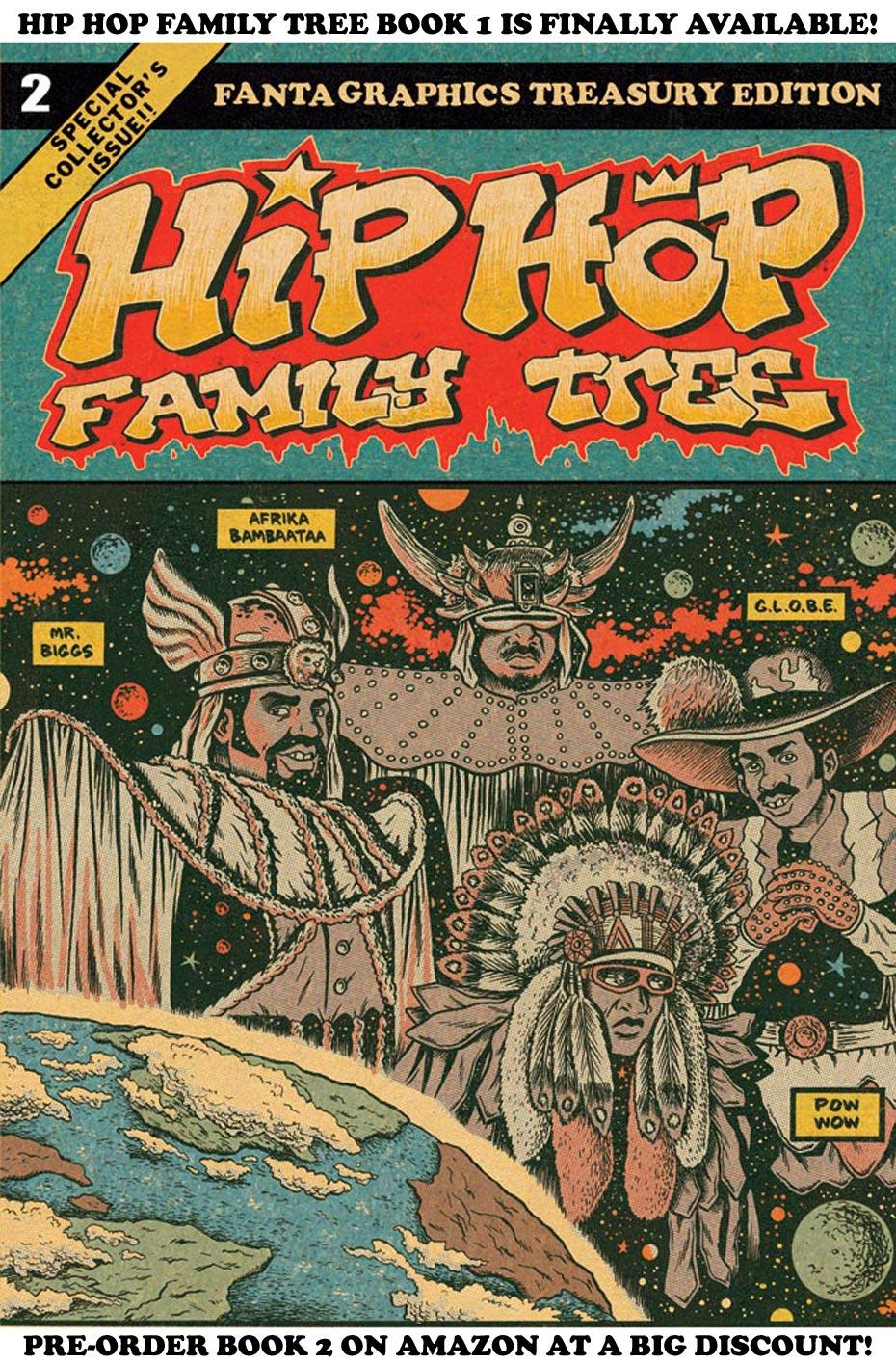 Web comics - Magazine cover