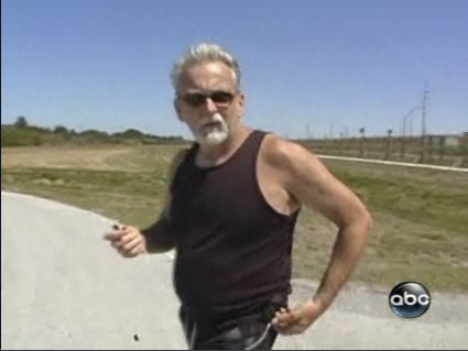 "James (""Jim"") Mitchell, frame grab from ABC video (4/2009). ABC News."