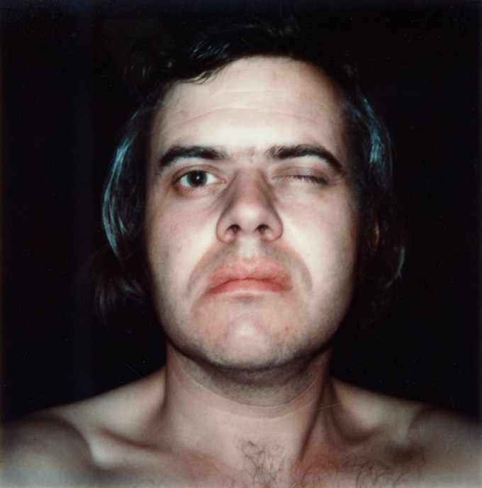 H.G. Giger, Self-portrait