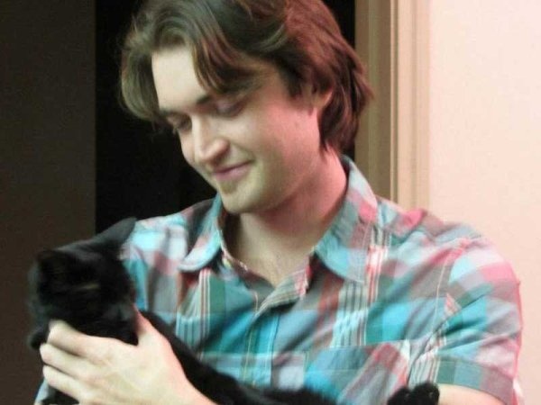 Ulbricht in happier times.