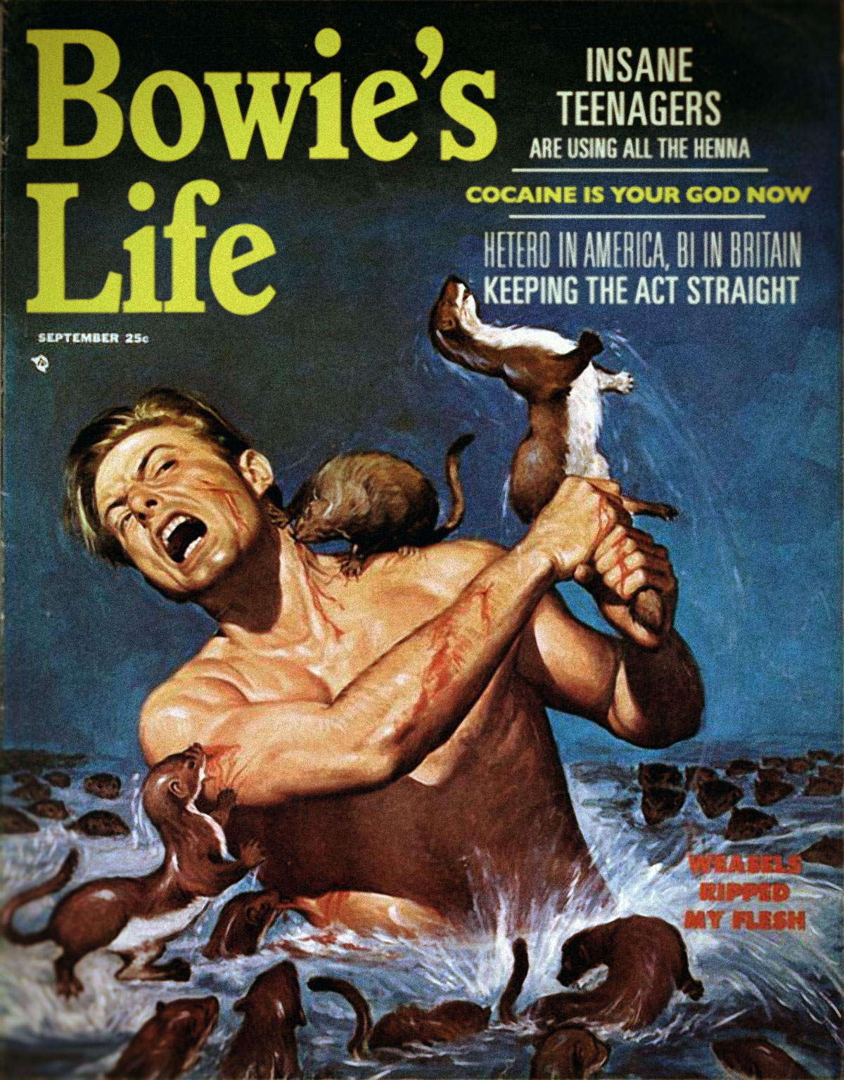 BOWIELIFE