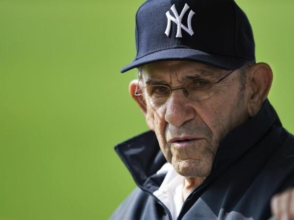 New York Yankees Hall of Fame catcher Yogi Berra, 2011 REUTERS