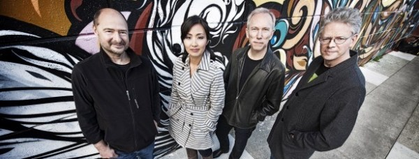 Kronos Quartet's Explorer Series this weekend in San Francisco!