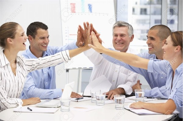 11210941-Colleagues-in-business-meeting-Stock-Photo-success