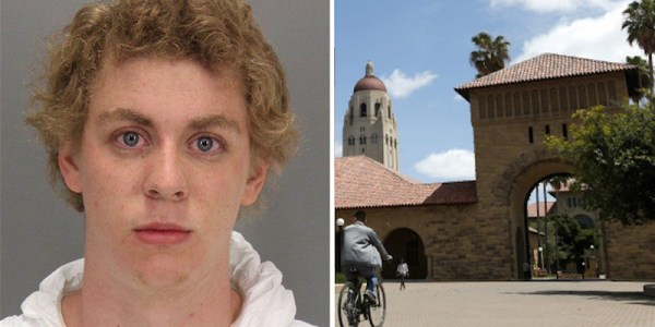 Brock Turner / Stanford