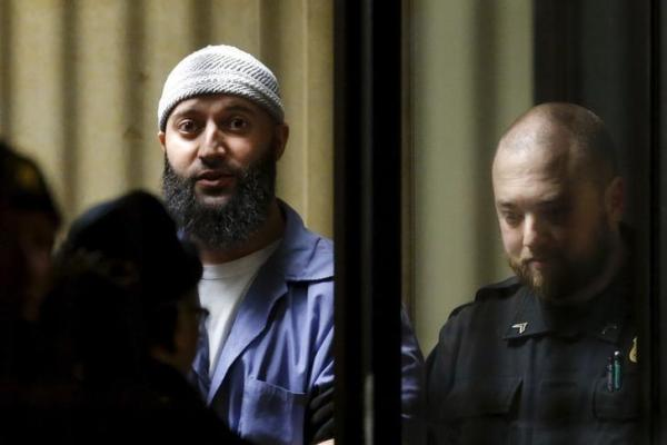 Adnan Syed leaves the Baltimore City Circuit Courthouse Feb. 5, 2016. REUTERS