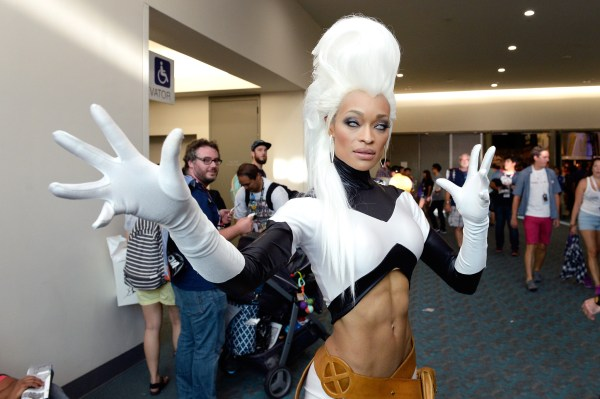 A cosplayer at Comic-Con on July 22, 2016 in San Diego. Source: IMGUR, photo by Matt Cowan