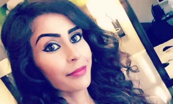 Faizah Shaheen, via her Twitter profile.