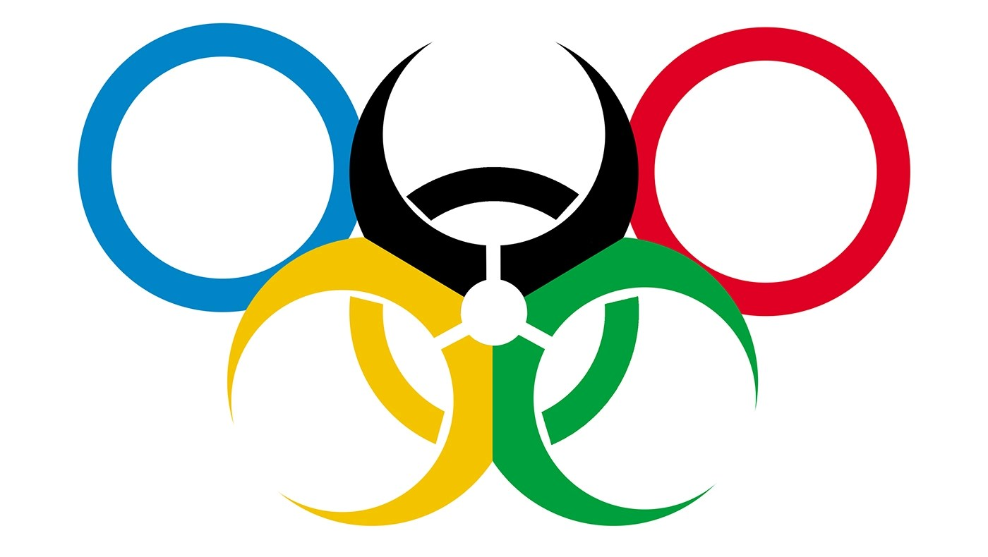 Rio Olympic New Logo For The Rio Olympics Boing Boing