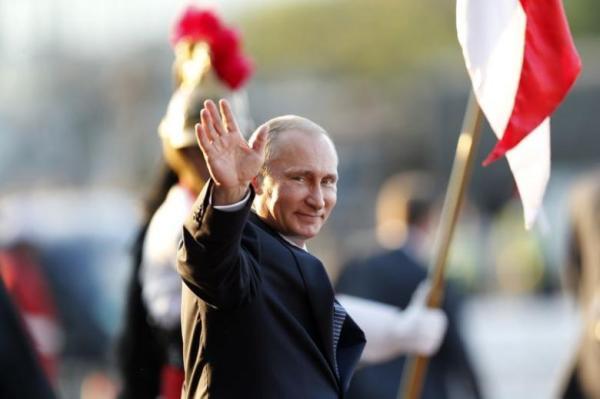 Vladimir Putin. Photo: Reuters