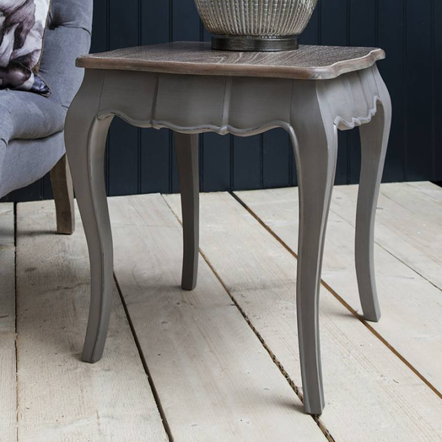 Maison Cool Gallery Maison Side Table Dark Grey 500 X 500 X 550mm