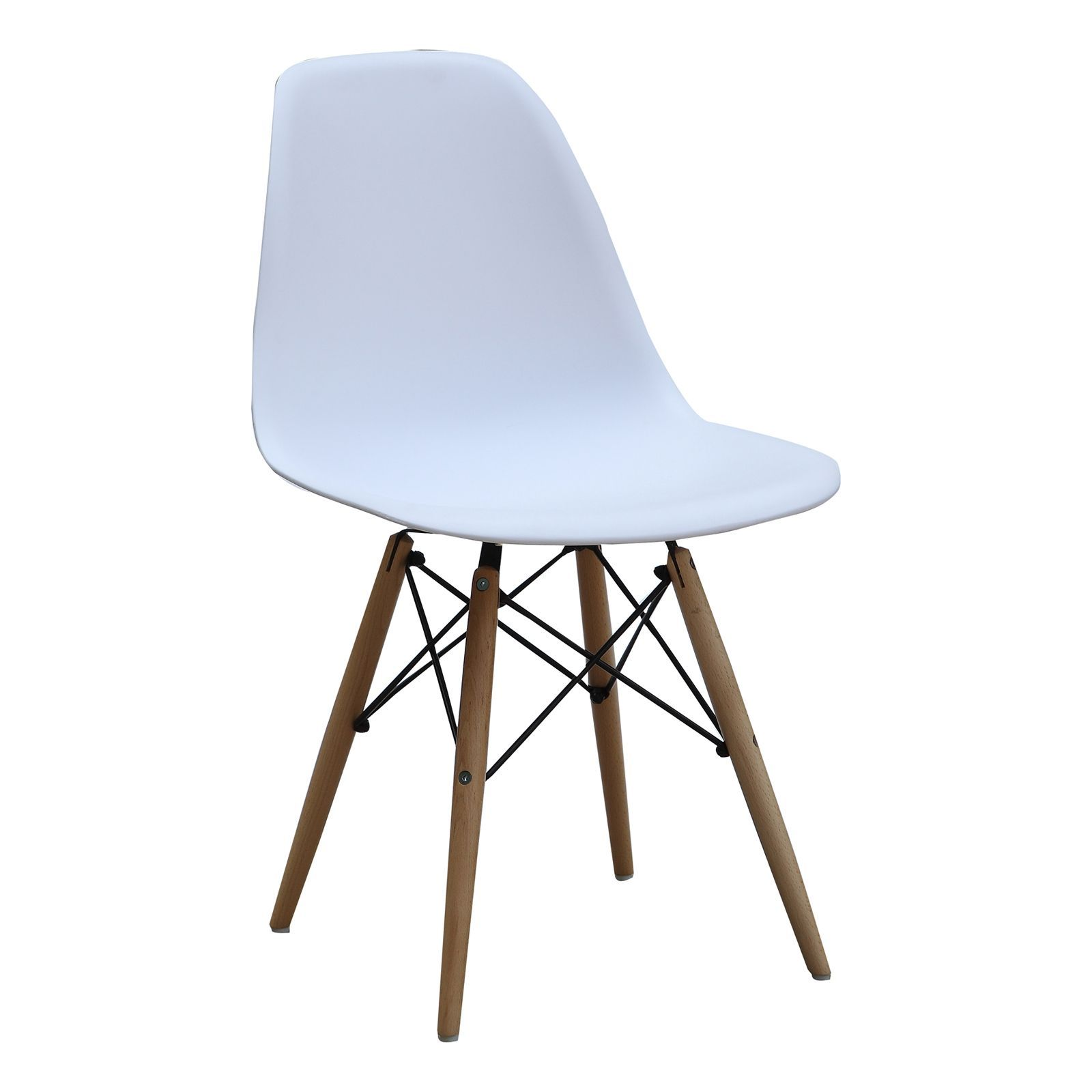 Chaises Scandi Scandi Addict Liv 39s Lot De 2 Chaises Blanc Brandalley