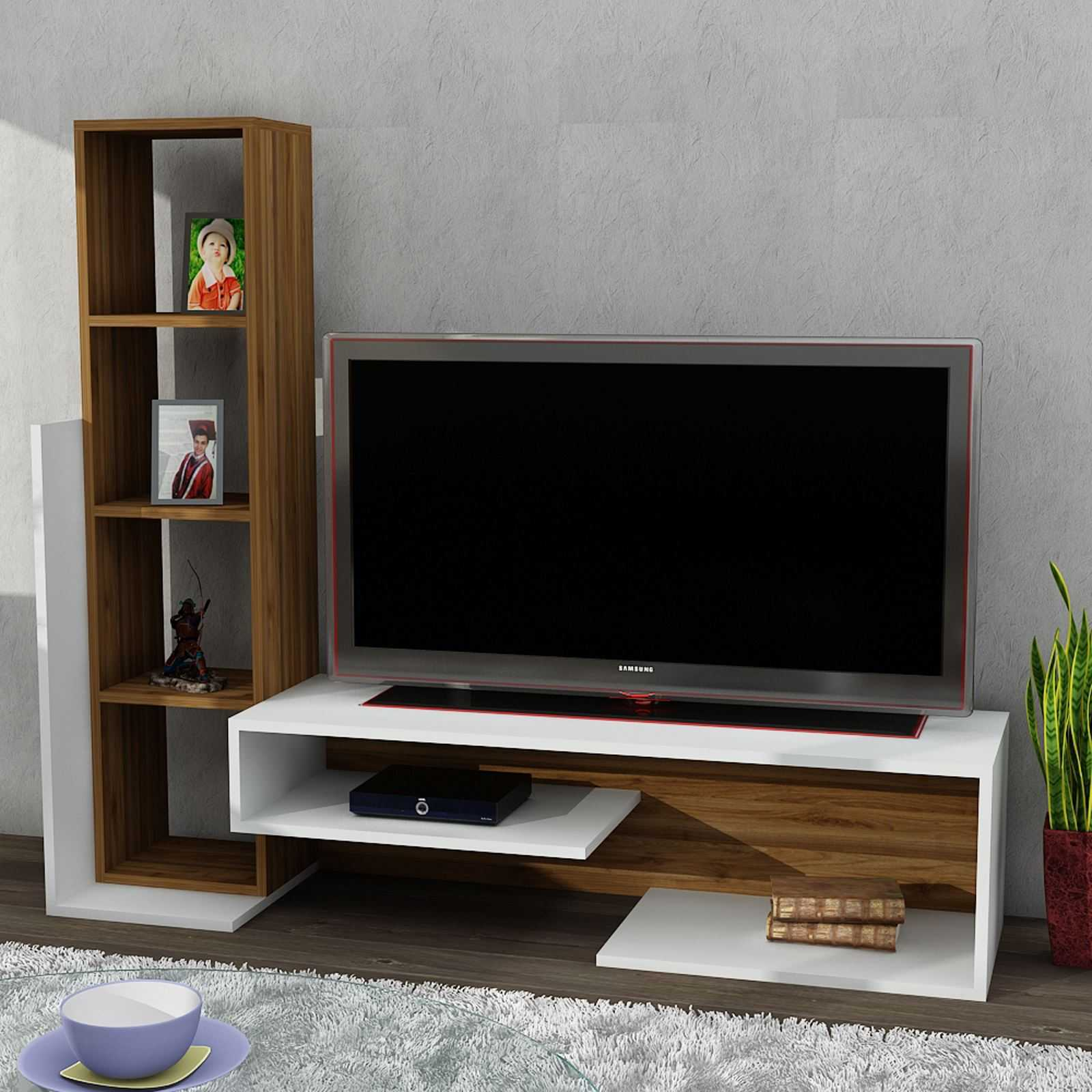 Wooden Art Meuble Wooden Art Meuble Tv Naturel Brandalley