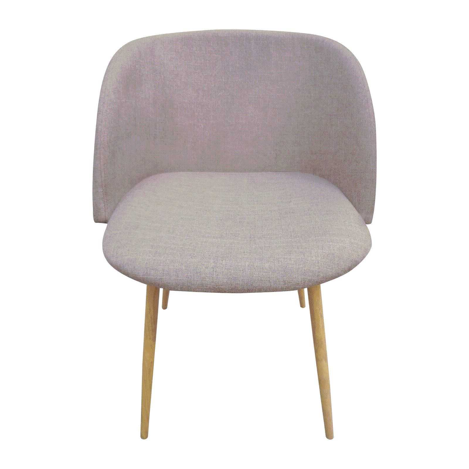 Chaise Couleur Taupe Potiron Oslo Chaise Taupe Brandalley