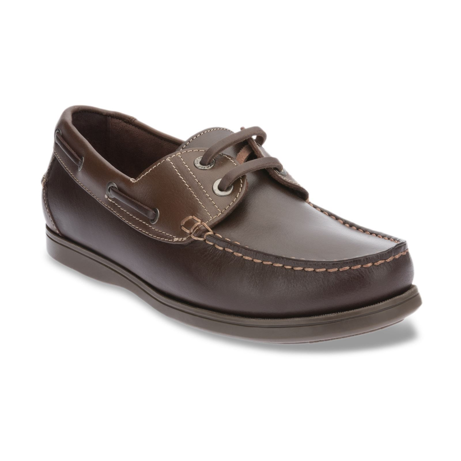 Bardage Exterieur Occasion Bardage Chaussures Bateau En Cuir Marron Brandalley