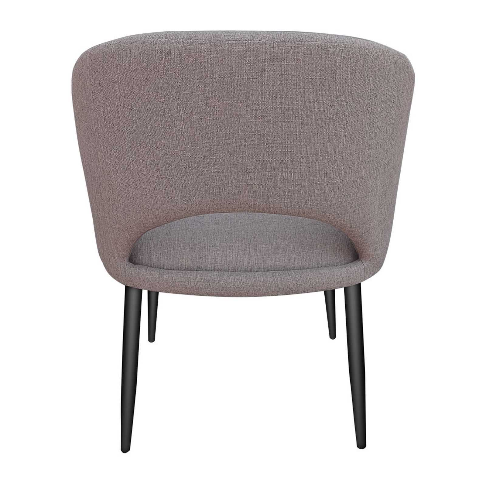 Potiron Fauteuils Potiron Fauteuil Groovy Taupe Brandalley