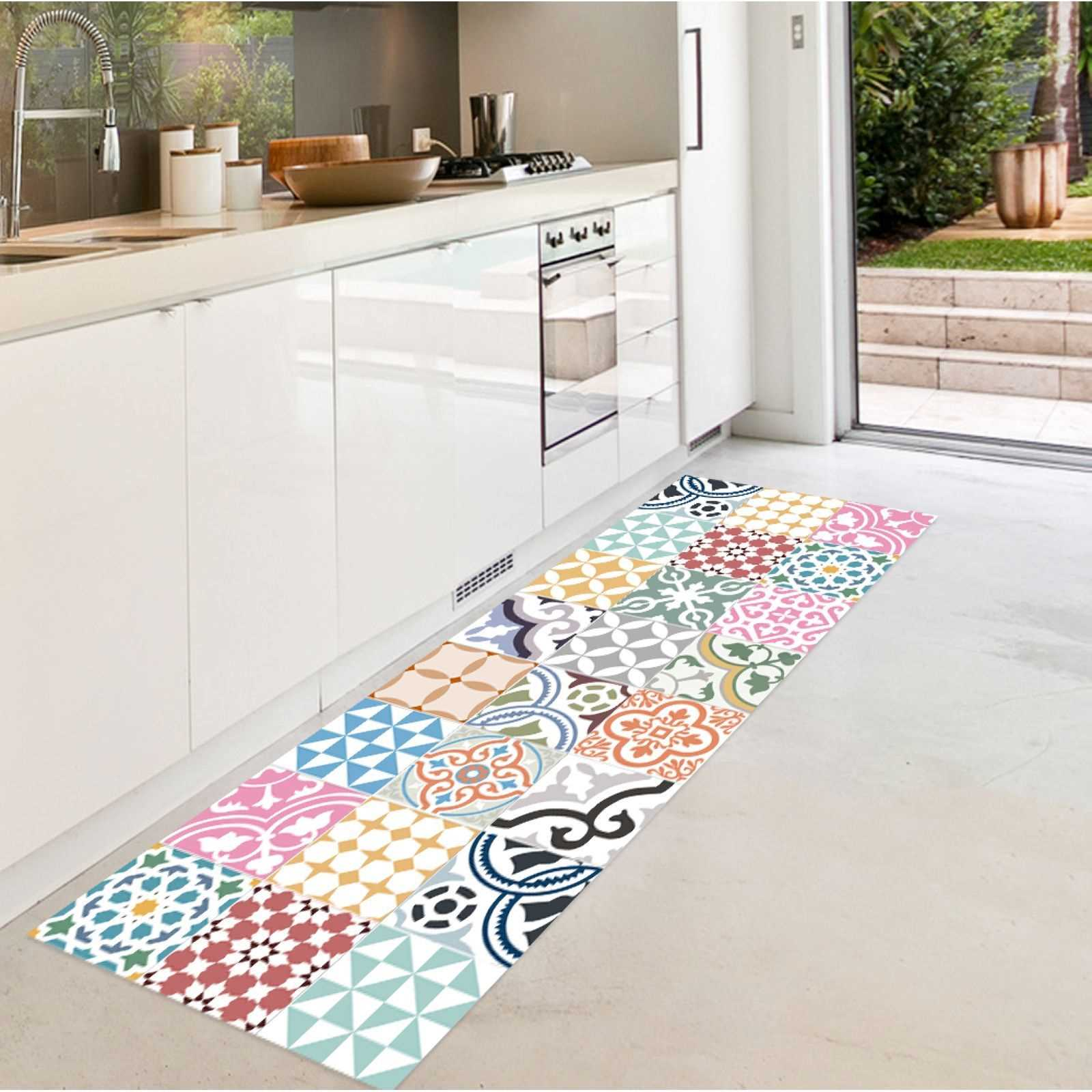 De Couloir Saint Tropez Tapis De Couloir Multicolore