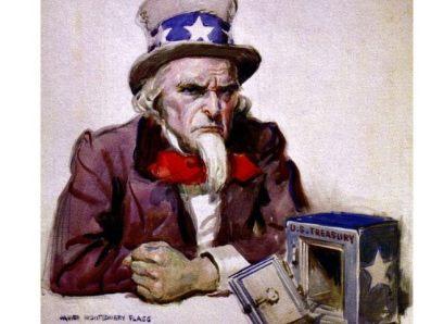Bildergebnis für us debt public domain
