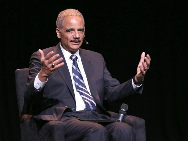 Former Attorney General Eric Holder Considering 2020