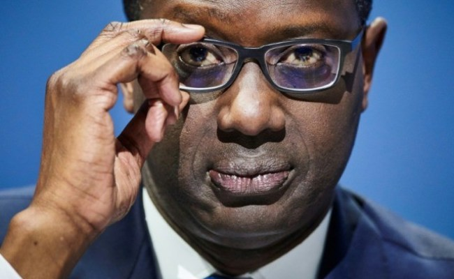 Credit Suisse Chief Thiam Quits As Spy Scandal Swells