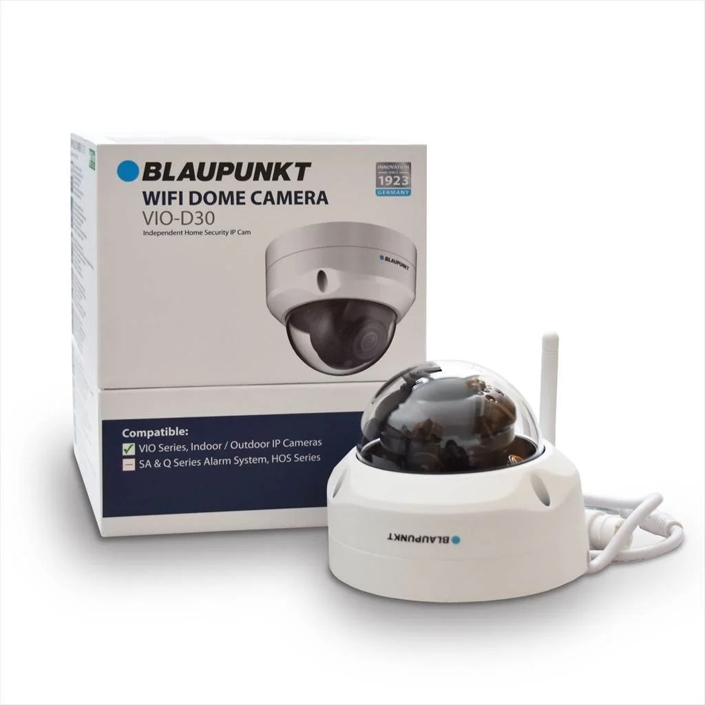 Camera De Surveillance Exterieur Wifi Bricoman Camera Ext Dome D30 3mp Blaupunkt