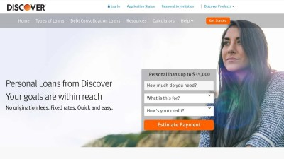 Discover Personal Loans Review | Bankrate.com