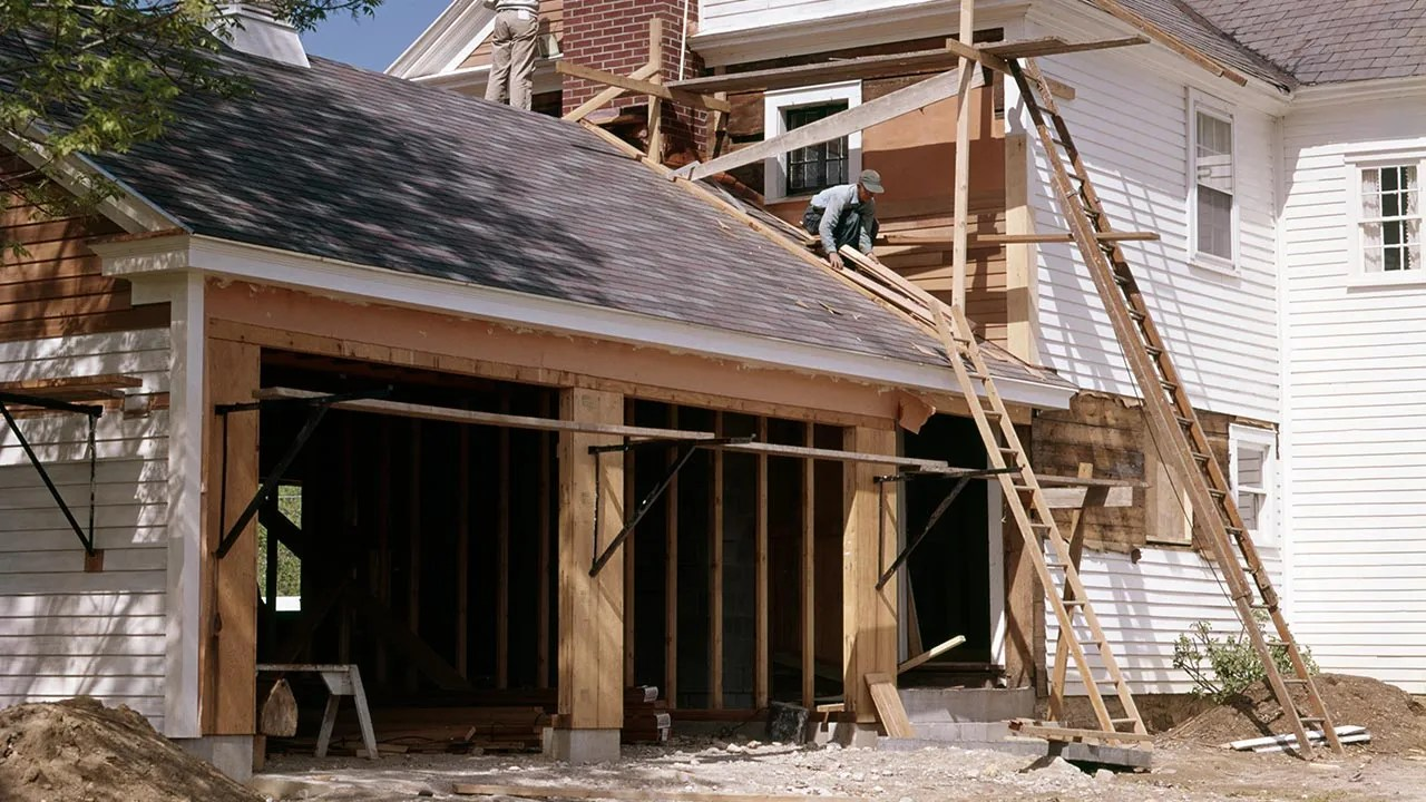 Construction Renovation Loan Calculator Fha Construction Loan Can Build Your New Home Bankrate