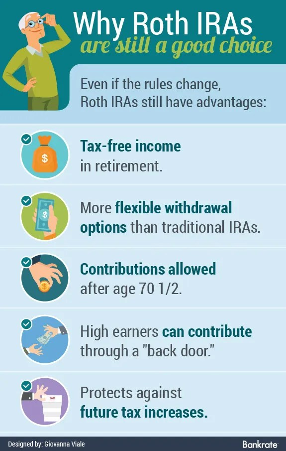 Roth IRA Distribution Rules Possible Changes To Come