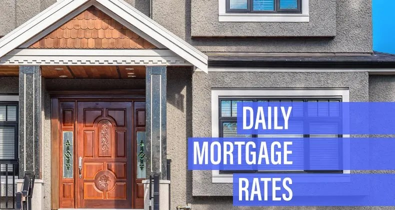 Mortgage rates drop for Thursday