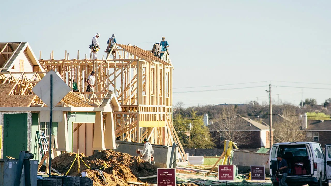 To Residential Construction Residential Construction Jobs Creep Up But No Help For Entry
